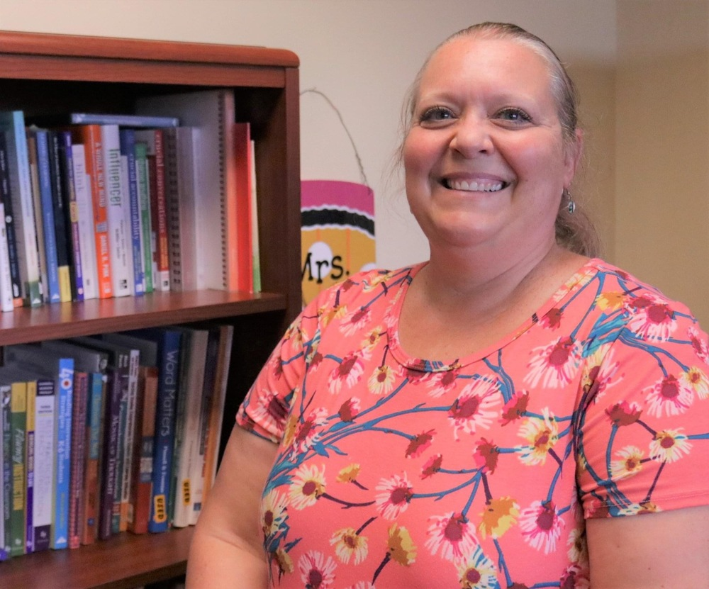 Bruin Point's new principal has unique experience that will serve the community well.