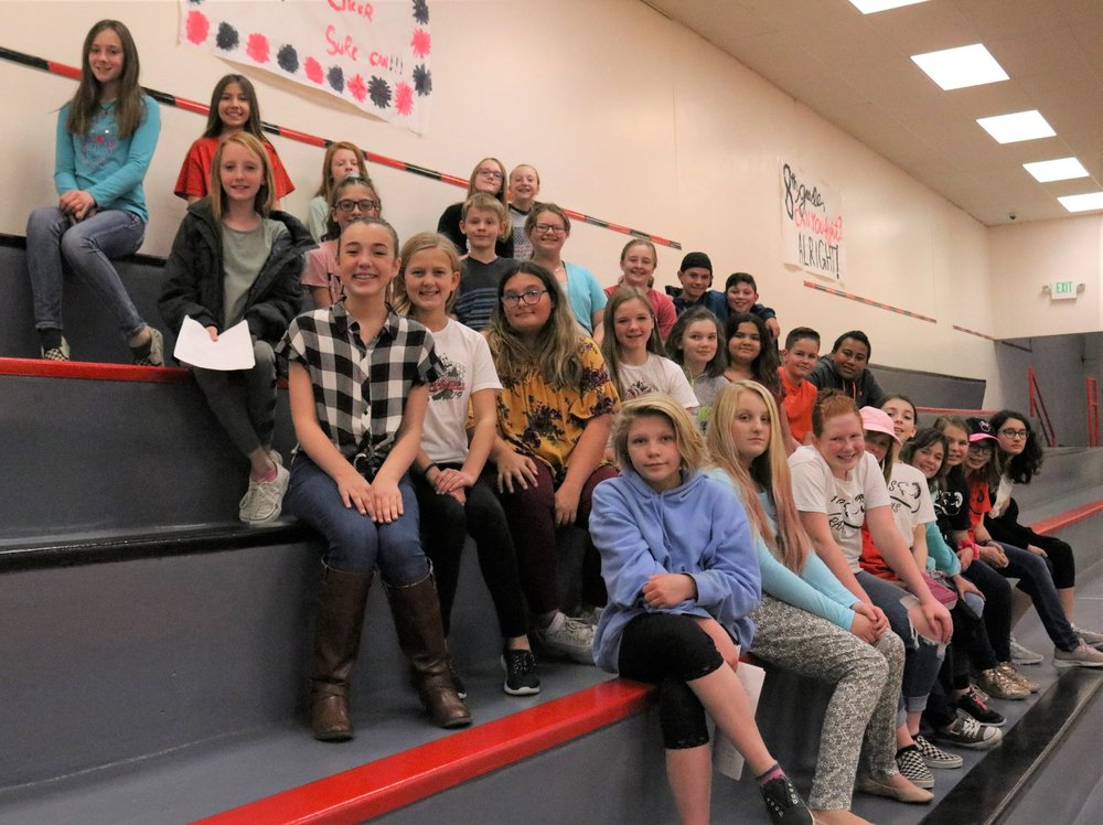 Positive behavior goals set for Helper Middle School