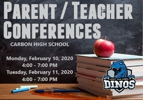 Parent/Teacher Conferences at CHS