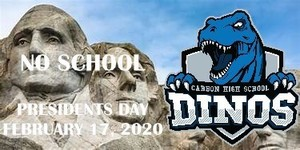 Presidents Day - NO SCHOOL