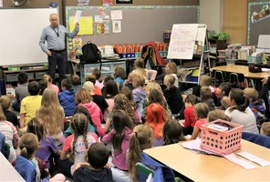 Sally Mauro School begins year with emphasis on reading and writing