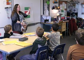 Wellington Elementary uses Second Steps to work on student relations and behavior