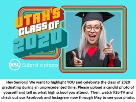 SENIORS: SUBMIT YOUR PHOTO TO KSL...
