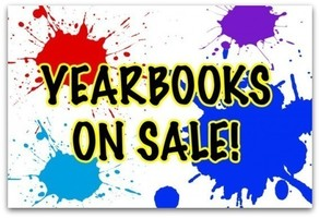 CHS YEARBOOKS NOW ON SALE