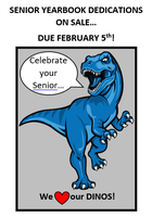 Senior Yearbook Dedications on Sale!