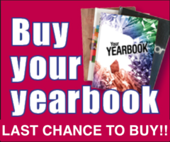 LAST CHANCE TO ORDER YOUR COPY OF THE 2020 CHS YEARBOOK