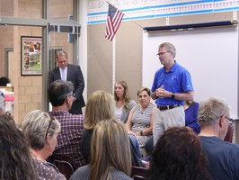 Carbon School District holds listening meeting