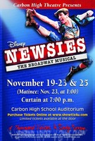 Newsies coming to CHS... Get your tickets here!
