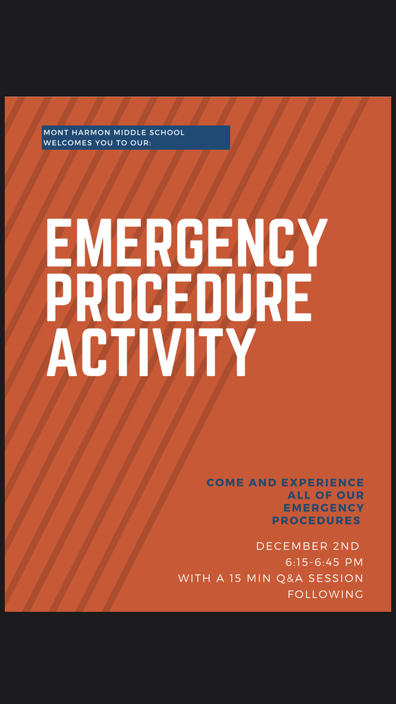 Emergency procedure activity.