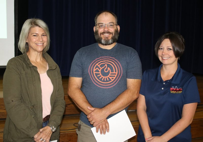 Teachers starting their 15th year included Jennifer Black, Jarad Chiara and Alisa Black.